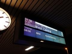 Zug nach Moskau EN453