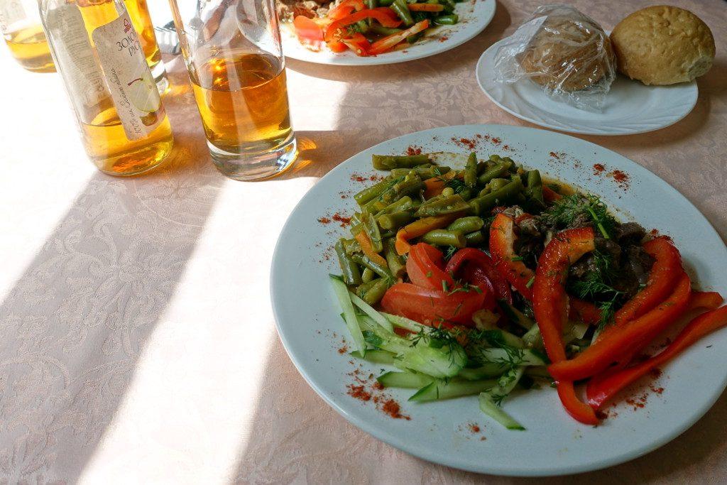 Русская еда вкусная! На самом деле.