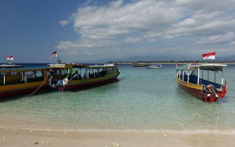 """""""Unsere"""" Tagesgäste machen sich wieder auf den Weg nach Lombok."""