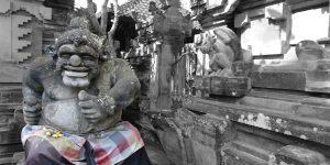Daumen hoch für Bali