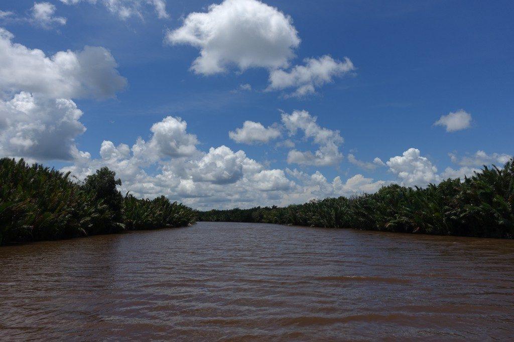 Der Anfang des Flusses