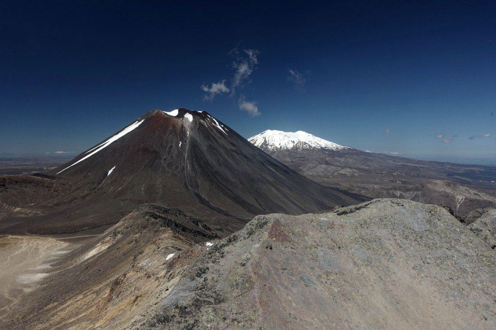 Der Schicksalsberg aus Herr der Ringe (Mount Ngauruhoe)