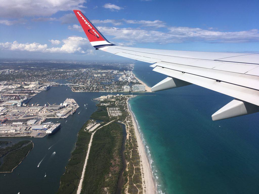 Bye Bye Sunshine State Florida - Martinique wir kommen :-)