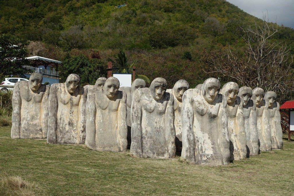 Waren die Moai auch hier zugange?