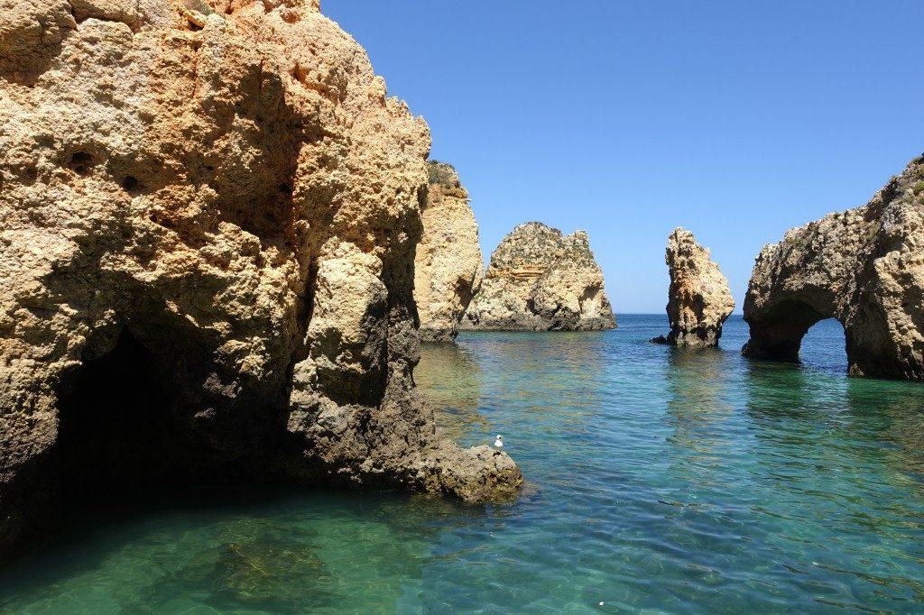 Algarve auch nicht schlecht...