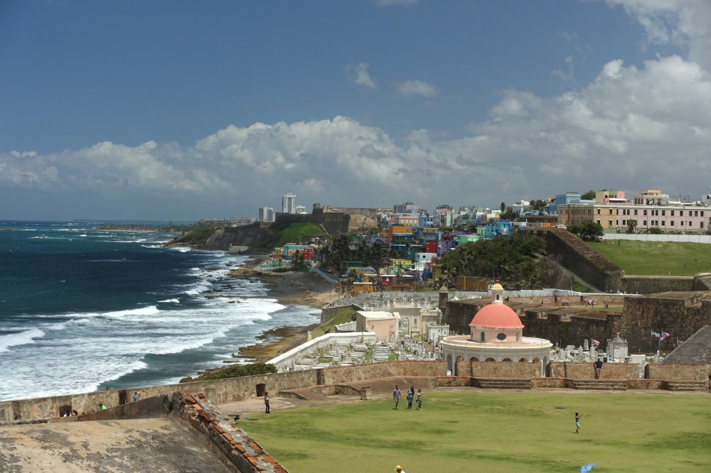 I like the city of San Juan – is there a boat I can get on?